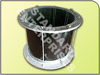 High Temperature Glass Fabric Expanssion Joint